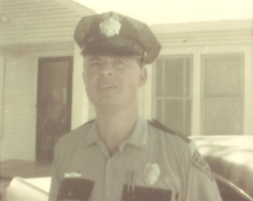 Patrolman Milligan Ray Burk